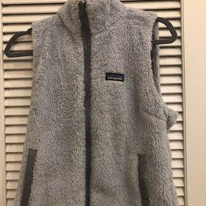 Gray Patagonia Women's Vest